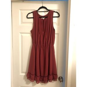 Lorena Tiered Hem Dress - SOLD OUT ONLINE